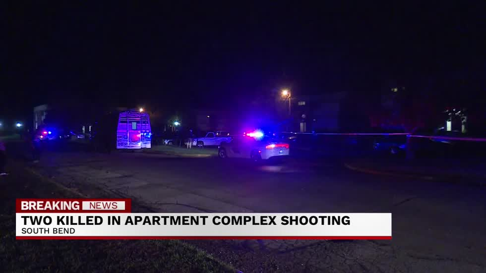 Metro Homicide identifies two people killed in South Bend apartment complex shooting